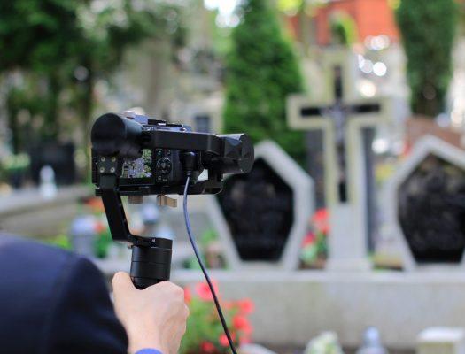 Pogrzeb na żywo w internecie